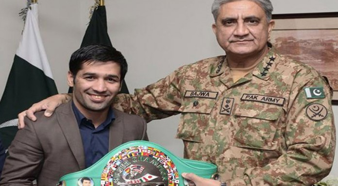 Muhammad Waseem is grateful to COAS for his support