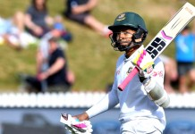 Mushfiqur Bangladesh blow, NZ eye rankings rise