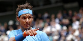 Pain a constant companion for Nadal
