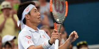 Nishikori sets sights on Slam title