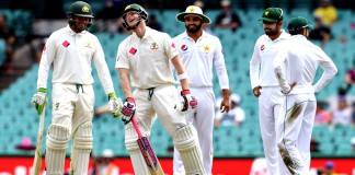 Australia declare 241-2, Pakistan require 465 to win