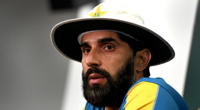 Misbah to captain Pakistan in Sydney
