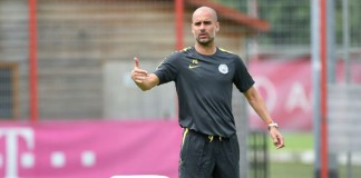 Guardiola needs time to establish City among Europe's elite