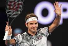 Returning Federer basks in 'special moment'