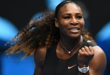 Serena juggernaut hits top gear in Melbourne