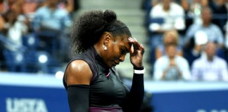 Serena follows sister Venus to Auckland exit