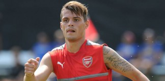 Arsenal face defining period, says Xhaka