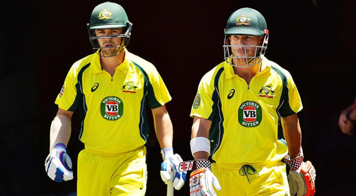 Australia win toss, bat in fifth Pakistan ODI