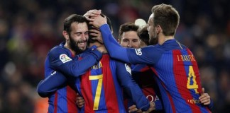 Barcelona thrash Real Sociedad to reach King's Cup semis