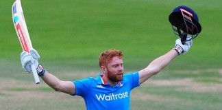 Bairstow to replace Hales for India T20 series