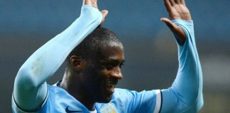 Man City's Toure dismisses lure of China