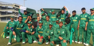 Pakistan Blind Cricket Team shatters record to beat West Indies