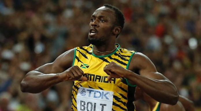 Bolt upbeat in Australia despite medal loss