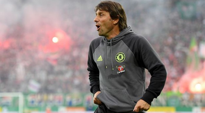 Conte urges Chelsea to seize moment in Arsenal crunch