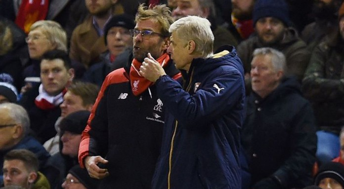Wenger and Klopp in search of lost flow