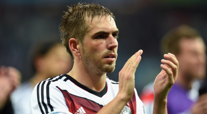 '100%' Lahm calls time on career