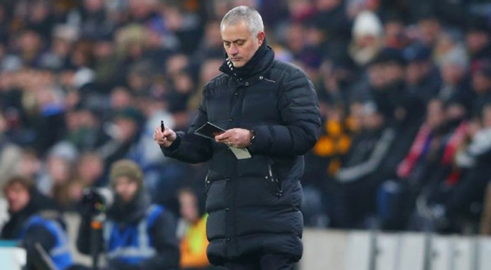 Rules are different for me, says frustrated Mourinho