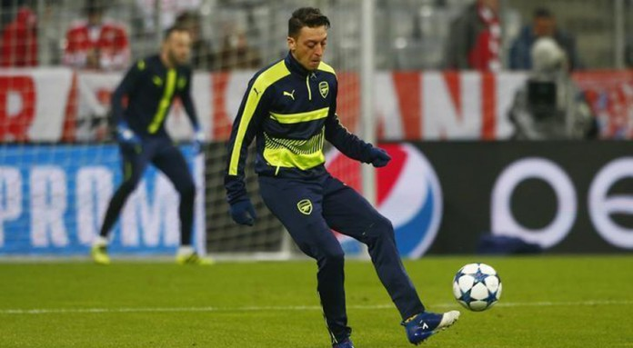 Ozil agent launches defence of under-fire midfielder