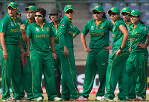 Successful Pakistan women's team returns home