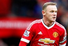 Man United's Rooney could miss League Cup final with muscle injury