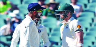Sledging? Go for it, says Australia's Smith