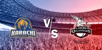 Live: Karachi Kings vs Lahore Qalandars