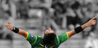 Shahid Afridi -- miserably wonderful