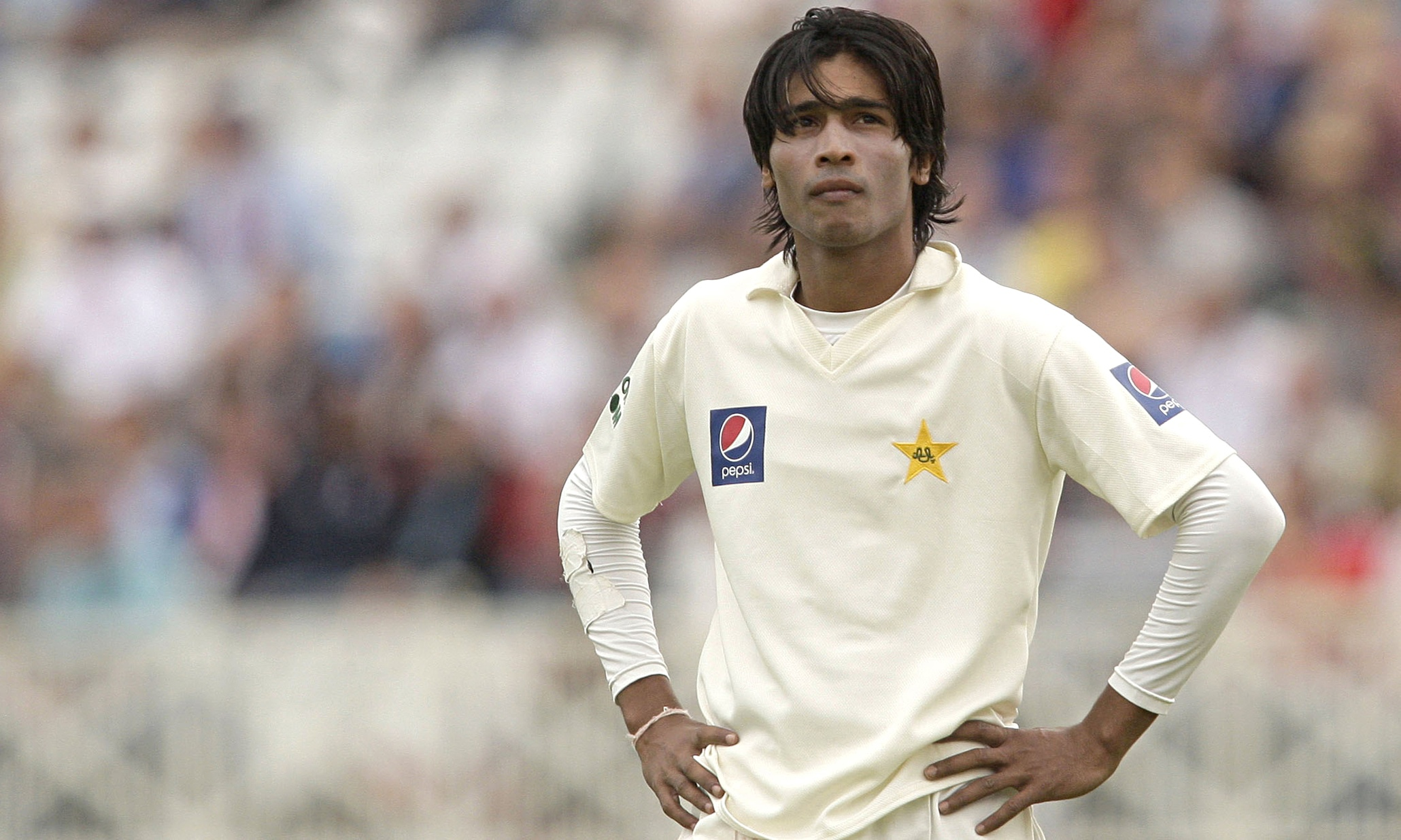 Mohammad Amir made his international comeback in 2016. ( Sky Sports)