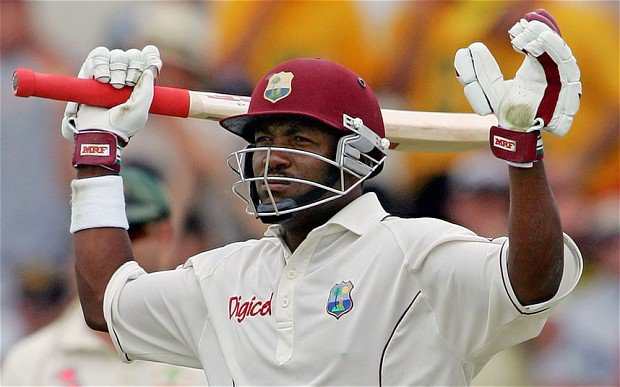 Brian Lara 88 sixes in test cricket