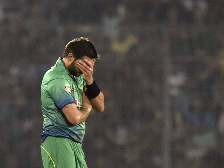Afridi Equals Porterfield's Record