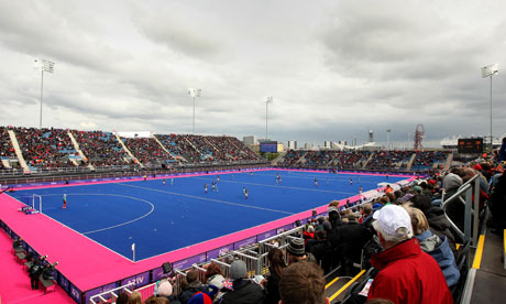 London 2012 hockey
