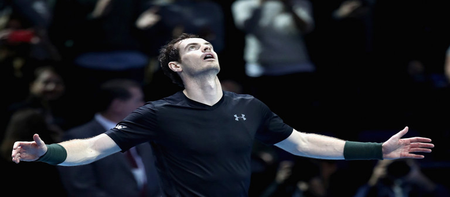'Arise Sir Andy' - World number one Murray tipped for knighthood