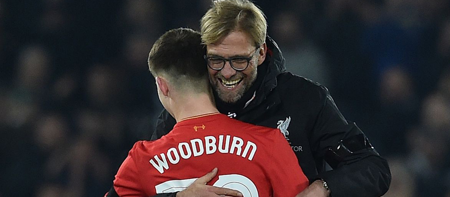 Record-breaker Woodburn helps Liverpool reach League Cup semis