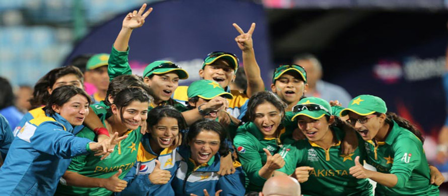 ICC award six points to Pakistan women team