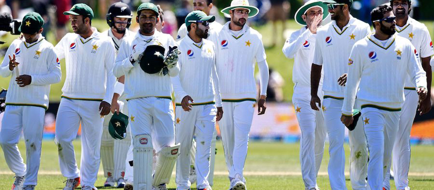 Pakistan fined for slow-over rate in the second test