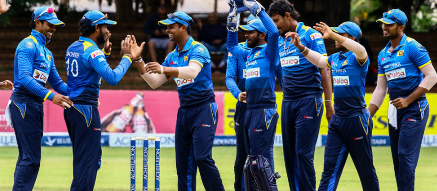 Sri Lanka brace for 'huge challenge' in S.Africa