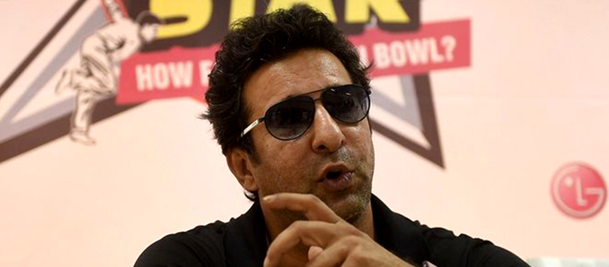 Swing king Akram to train Sri Lanka pacers