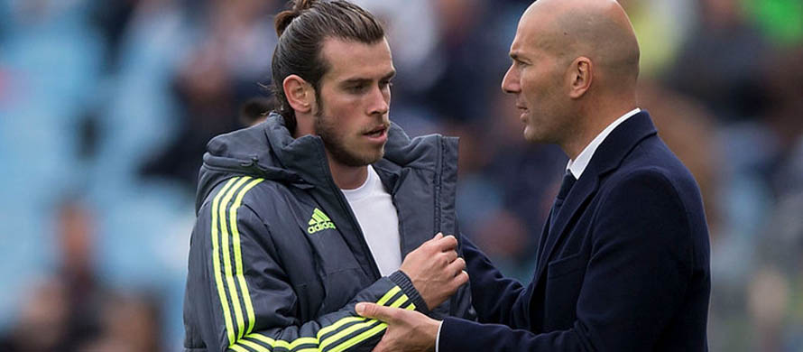 Bale faces lengthy spell on sidelines, says Zidane