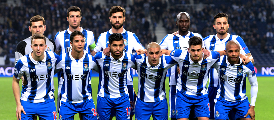 Porto crush Leicester 5-0 to ease into last 16