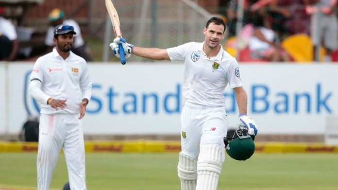 Cook hits century as South Africa dominate