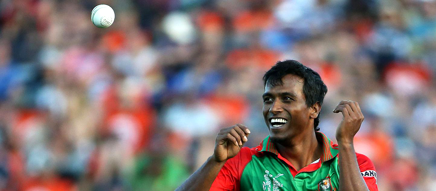 Bangladesh recall Rubel for New Zealand tour