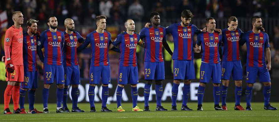 Barcelona invite Chapecoense for friendly at Nou Camp