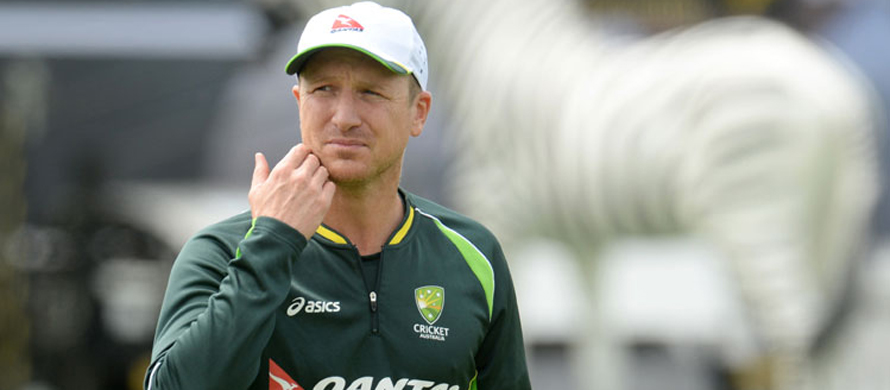 Haddin wary of Pakistan's bowling attack
