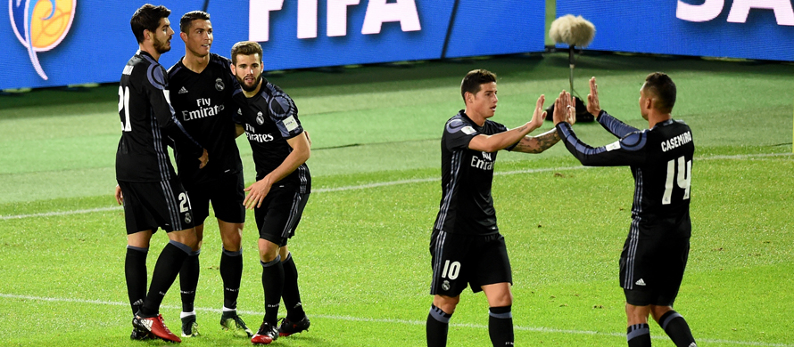 Ronaldo strikes as Real reach world final in Japan