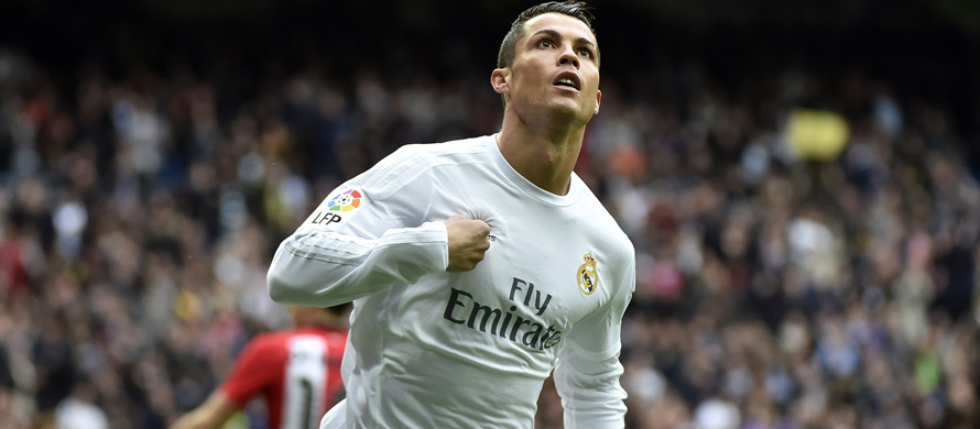 Ronaldo chosen as the European Sportsman of the year by 27 news agences