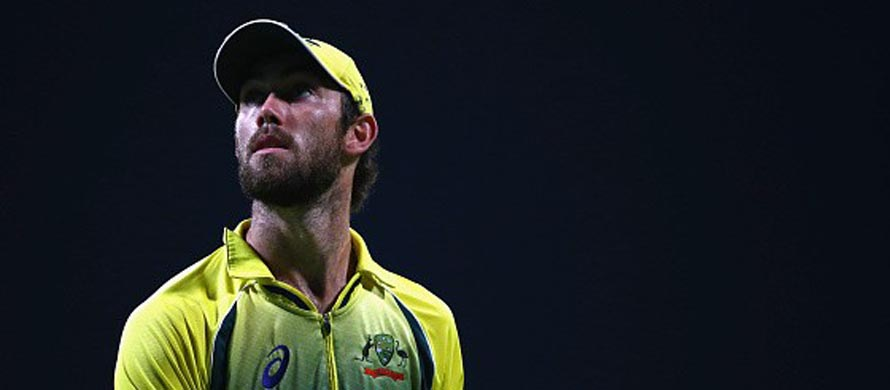 Australia's Maxwell fined for 'disrespectful' teammate comments