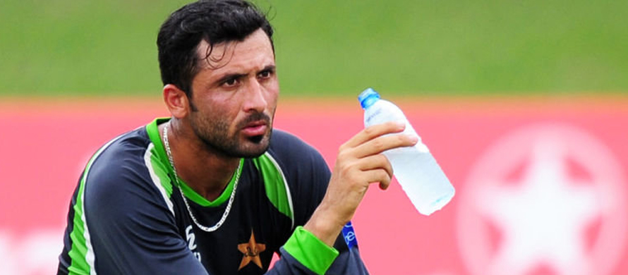 I have only one choice, perform and get selected in the team: Junaid Khan