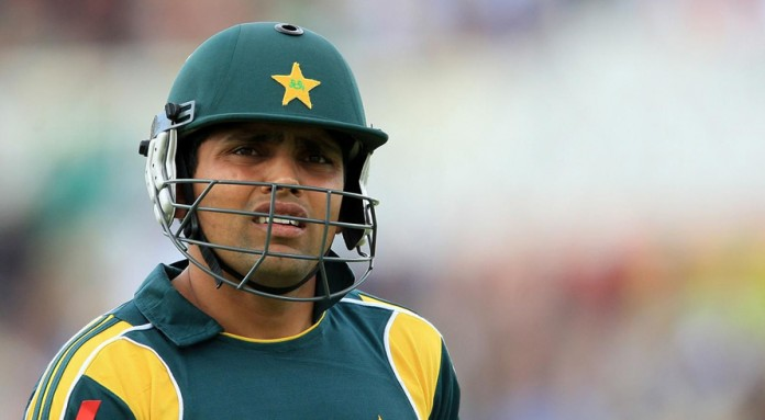 Akmal disappointed on being ignored for the ODI squad