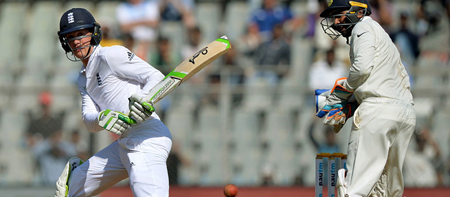Jennings scores ton as England make 288-5