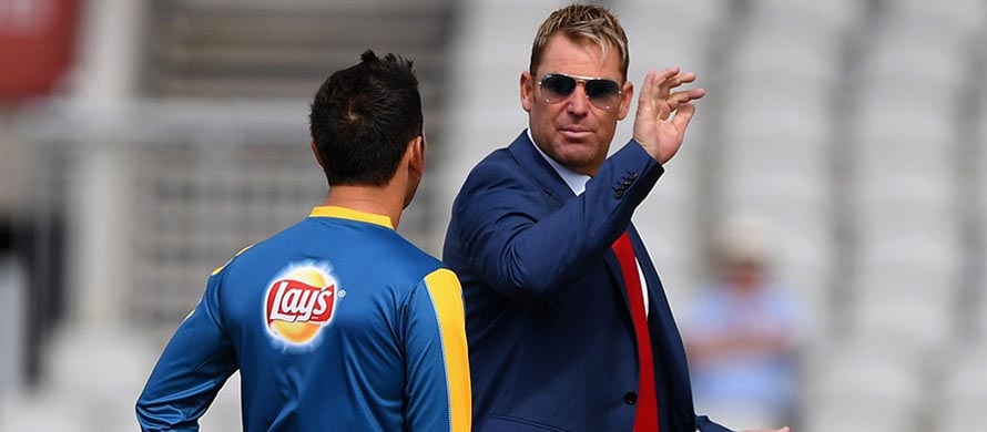 Warne helps Yasir despite of CA's reservations
